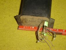 VINTAGE HEATHKIT DX 100 TRANSCEIVER POWER TRANSFORMER number 54-31 / 138726