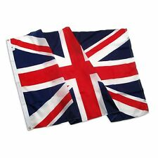 3x5 Great Britain Britian UK England Nylon / Poly Blend Flag House Banner