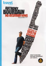 ANTHONY BOURDAIN: NO RESERVATIONS, COLLECTION SIX (6) - PART TWO (2) (DVD)