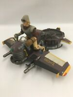"""Xyber 9 Bandai 1999 Jack And Jack's Scour Glider 7-1/4"""" Long B20"""