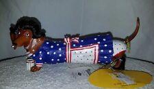 Westland Hot Diggity Weiner 50's Doxie Dachshund Dog Figurine