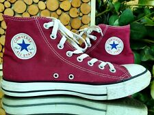 Converse All Star Chuck Taylor Canvas Red Shoes Men's Size 8.5 Women's Size 10.5