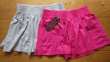 2x jersey mini skirts size 8 NWT