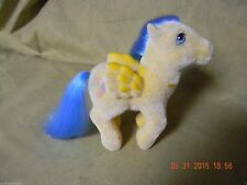 ✿Vintage My Little Pony ✿ G1 ~ 1985 ✿ So Soft Bouncy ✿ ~  RARE Excellent MLP! ✿