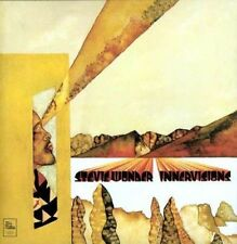Stevie Wonder - Innervisions 180gram Vinyl LP & Download......new & sealed
