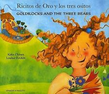 Ricitos de Oro y Los Tres Ositos/Goldilocks and the Three Bears-ExLibrary
