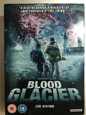 BLOOD GLACIER ~ 2013 German / Austrian Cult Horror Film | UK DVD w/ Slipcover