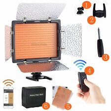 YONGNUO YN-300 III LED Video Light Wide Operating Voltage With Batter Case