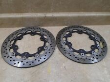 Hyosung 650 GV TWIN  GV650 Used Front Brake Disk Rotor 3.3mm 2007 RB RB36