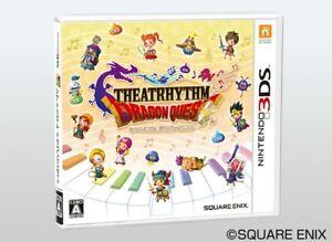 Square Enix Nintendo 3DS Theatrhythm Dragon Quest from Japan