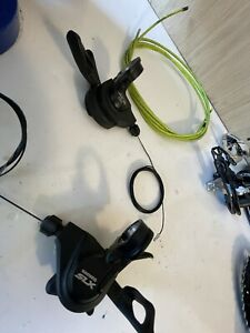 Shimano/SRAM 10 Speed Groupset XT/SLX/SRAM/jAGWIRE