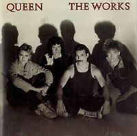 Queen Works (1984) [CD]