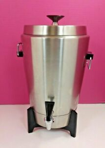 *REPLACEMENT PARTS* 60s West Bend Stainless 30 Cup Coffee Percolator Model 7210
