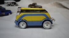 2017 Hot Wheels Character Cars Dispicable Me3 Minion Dave Custom Real Riders