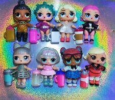 Lol Dolls #2 💛💜 BUNDLE X8 💜💛 + accessories COMBINE POSTAGE (CHECK MY LIST)