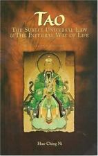 Tao, the Subtle Universal Law and the Integra: Second Edition