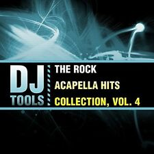 Dj Tools - Rock Acapella Hits Collection 4 [New CD] Manufactured On Demand