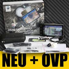 BMW Motorrad Navigator vi/6, navigazione + Mount Cradle + Europa lifet.upd.77528355749