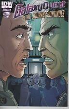 Galaxy Quest The Journey Continues #2 comic book movie sequel Tim Allen