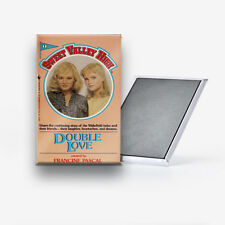 Sweet Valley High Double Love Book Cover Refrigerator Magnet 2x3