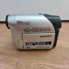 Samsung VP-D361 Mini DV camcorder no charger  vintage collectors