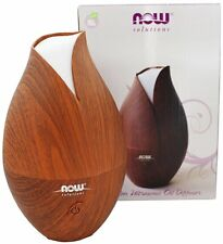 Now Solutions Ultrasonic Faux Wood ESSENTIAL OIL DIFFUSER Aromatherapy Refurbish