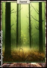 Forest // Presque comme neuf // Unhinged // Engl. // Magic the Gathering