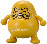 DARUMA CLUB GUDETAMA B Figure BANDAI NEW from Japan