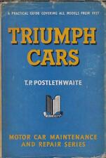 TRIUMPH DOLOMITE VITESSE GLORIA 1800 2000 ROADSTER TR2 TR3 1937-59 REPAIR MANUAL