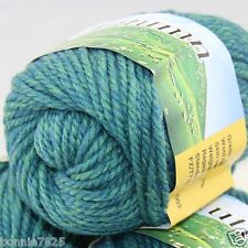 Sale New 1 ball x 50g CHUNKY Hand Knitting Quick Yarn Soft Wool Silk Velvet