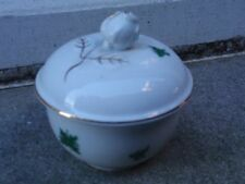 Unboxed Tableware Sugar Bowl Continental Porcelain & China