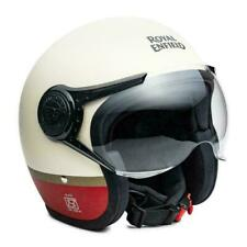 100% Genuine Royal Enfield Scrambler Helmet Baker Express Matt White