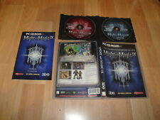 MIGHT AND MAGIC IX 9 RPG DE 3DO PARA PC CON 2 DISCOS USADO EN BUEN ESTADO
