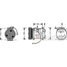 VAN WEZEL Original Kompressor, Klimaanlage 2700K007 Mazda 323 S V, 323 C