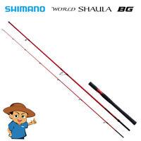 Shimano WORLD SHAULA BG 21055R-3 fishing spinning rod 2020 model