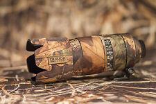 Nikon Nikkor AF-S 80-400 4,5-5,6G ED VR neoprene lens cover camouflage lens coat