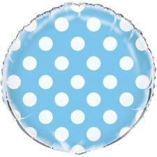 Globos de fiesta color principal azul Baby Shower