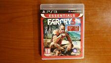 1995 Playstation 3 FarCry 3 Far Cry 3 PAL