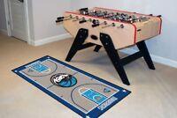 NBA basketball Dallas Mavericks carpet area rug 24 x 44 Fanmats USA QUICK SHIP