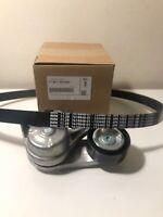 Genuine BMW Drive Belt Kit Tensioner And Belt For N20 11287594969 11287618848