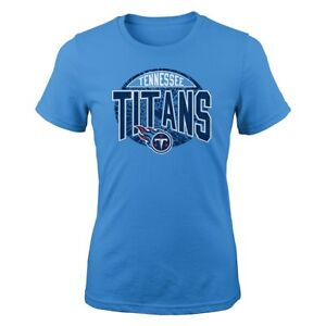 """Tennessee Titans NFL Youth Light Blue """"Totally Cool"""" T-Shirt"""