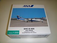 "1/200 Hogan Herpa ANA DHC-8-400 ""ANA Wings Inspiration of Japan"" JA460A DH28015"