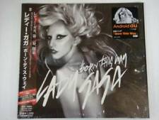 LADY GAGA BORN THIS WAY  LIMITED DELUXE JAPAN CD SINGLE