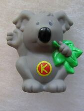 "KOALA BEAR ""K"" Fisher Price Little People Alphabet ZOO Replacement Animal"