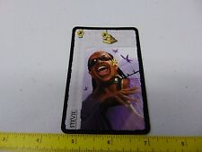 STEVIE WONDER SEVEN WONDERS PROMO CARD gm368
