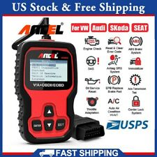 OBD2 Car Scanner VD500 EPB Oil TPS SRS ABS SAS Gearbox ESP TPA Check Code Reader