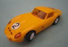 AB011 JOUEF CIRCUIT ELECTRIQUE SLOT CAR FERRARI 250 GTO #2 1/40
