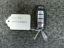2015 Infiniti Q40 Smart Key Fob Keyless Entry Remote Factory OEM