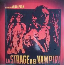 Aldo Piga - Slaughter of the Vampires OST LP Contempo Records