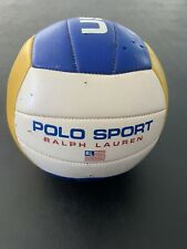 New listing Vintage Polo Sport Ralph Lauren Rawlings Volley Ball 1997 USA Athlete
